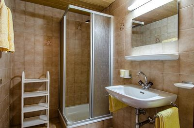 Double room type A shower